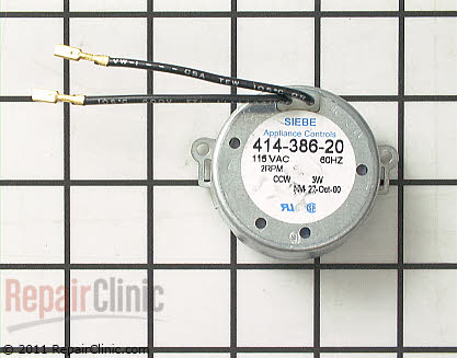 Timer Motor 63493 Main Product View