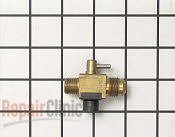 Gas Burner & Control Valve - Part # 330238 Mfg Part # 0074440