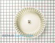 Blower Wheel & Fan Blade - Part # 832676 Mfg Part # 112160000001