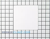Waveguide Cover - Part # 249591 Mfg Part # WB2X6878