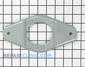 Bracket & Flange - Part # 741132 Mfg Part # 92903