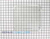 Glass Tray - Part # 233666 Mfg Part # R0807503