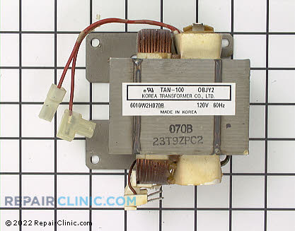 High Voltage Transformer 5303321787      Main Product View