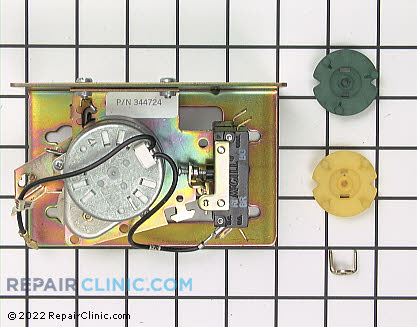 279737 Whirlpool Coin Operated Dryer Timer
