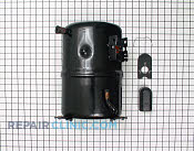 Compressor & Sealed System - Part # 563213 Mfg Part # 4211293