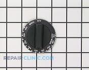 Thermostat Knob - Part # 326714 Mfg Part # 0060184