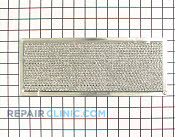 Grease Filter - Part # 1012570 Mfg Part # 00486902
