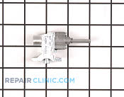 Gas Burner & Control Valve - Part # 247086 Mfg Part # WB19K5027