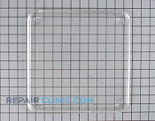 Glass Tray - Part # 233664 Mfg Part # R0807501