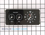 Circuit Board & Timer - Part # 416829 Mfg Part # 148T165P03