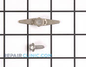 Cutting Blade - Part # 1552861 Mfg Part # W10289724