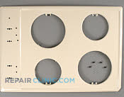 Cooktop - Part # 492374 Mfg Part # 3148755
