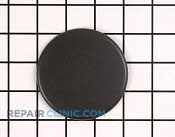 Surface Burner Cap - Part # 498722 Mfg Part # 31782701MB
