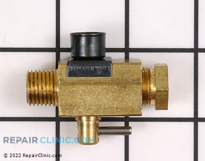 Gas Burner & Control Valve 7502P383-60 Main Product View