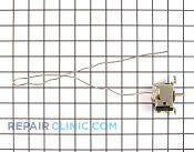 Oven Thermostat - Part # 283217 Mfg Part # WJ28X273