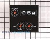 Circuit Board & Timer - Part # 247186 Mfg Part # WB19X240