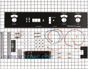 Oven Control Board - Part # 1032583 Mfg Part # 00368741