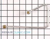 Gas Tube or Connector - Part # 255940 Mfg Part # WB28K187