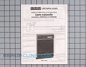 Manuals, Care Guides & Literature - Part # 740358 Mfg Part # 913231