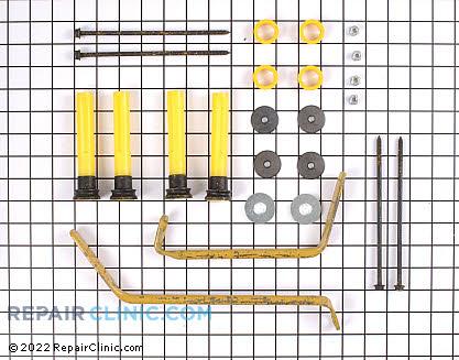 Shipping Bolt kit 5303937142 Main Product View