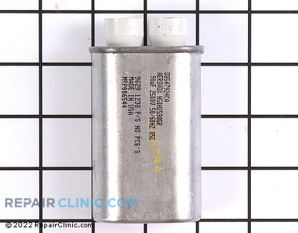 High Voltage Capacitor D8547924 Main Product View