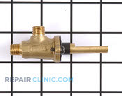Surface Burner Valve - Part # 615641 Mfg Part # 5303017846