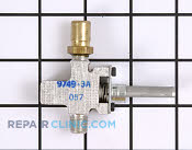Gas Burner & Control Valve - Part # 1236677 Mfg Part # Y0068689