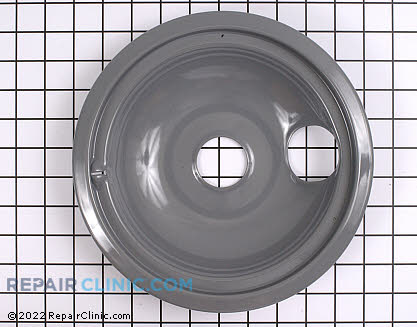 8 Inch Burner Drip Bowl WB31T10013      Main Product View