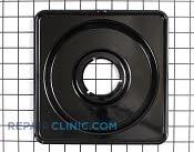 Burner Drip Pan - Part # 500430 Mfg Part # 318066901