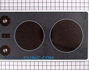 Cooktop - Part # 501907 Mfg Part # 3183170