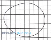 Gasket - Part # 1100617 Mfg Part # 00417543