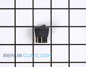 Rocker Switch - Part # 495827 Mfg Part # 316083100