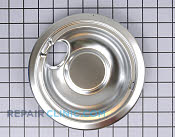 Drip Bowl & Drip Pan - Part # 733670 Mfg Part # 868444