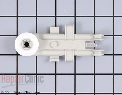 Dishrack Roller Assembly 8268655         Main Product View