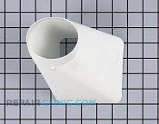 Dispenser Funnel Guide - Part # 294399 Mfg Part # WR17X3145