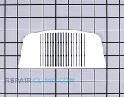 Recess Grille - Part # 294413 Mfg Part # WR17X3160