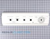 Control  Panel - Part # 408182 Mfg Part # 131753100