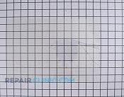 Inner Door Glass - Part # 602405 Mfg Part # 51001111