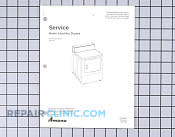 Manuals, Care Guides & Literature - Part # 908601 Mfg Part # RS3200007