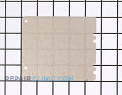 Waveguide Cover - Part # 264593 Mfg Part # WB6X337