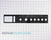 Control  Panel - Part # 1051215 Mfg Part # 00485470