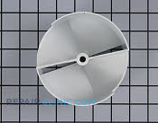 Impeller - Part # 1353 Mfg Part # 66448-1