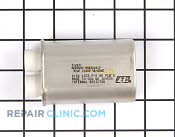 High Voltage Capacitor - Part # 675634 Mfg Part # 661004