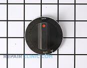 Knob, Dial & Button - Part # 341688 Mfg Part # 0302382