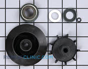 Impeller and Seal Kit - Part # 662 Mfg Part # 5300809909