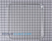 Glass Tray - Part # 261810 Mfg Part # WB49X670