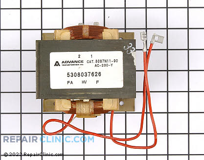 High Voltage Transformer 5308037626 Main Product View