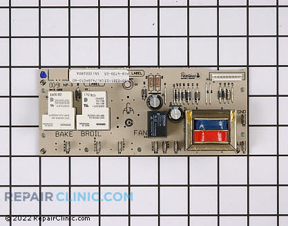Relay Board 7428P010-60     Main Product View