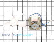 Evaporator Fan Motor - Part # 608332 Mfg Part # 5300116167