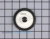 Wash Arm Retainer Nut - Part # 2965 Mfg Part # 3367910
